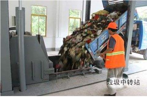 硕博电子环卫电控系统垃圾集运站方案(下)